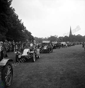 Veteran Car Rally, Harrogate